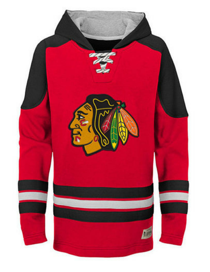 Chicago Blackhawks Legendary Kids Hoodie
