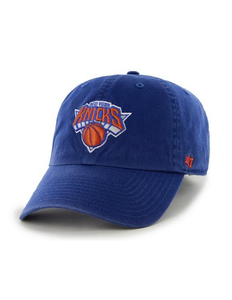 New York Knicks Clean Up Royal Hat