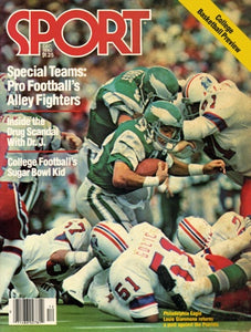 December 1980 Sport Cover (Philadelphia Eagles)