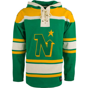 Minnesota North Stars Lacer Hoody