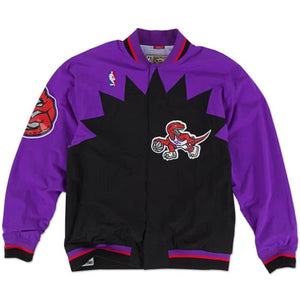 Toronto Raptors Authentic Reproduction Warm-Up Jacket