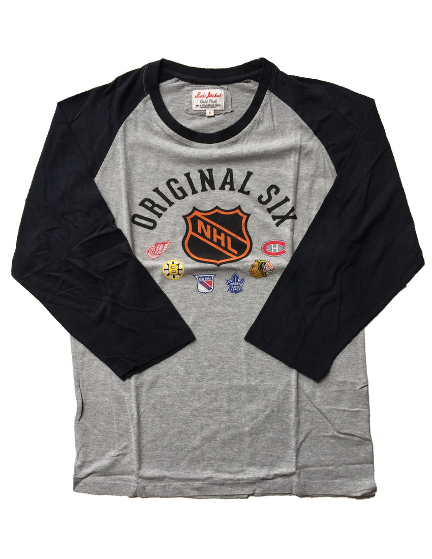 Original Six NHL Alliance Shirt