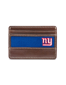 New York Giants ID Card Case