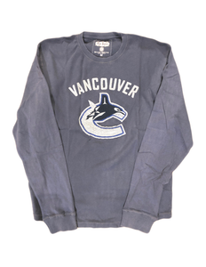 Vancouver Canucks Rooted Long Sleeve