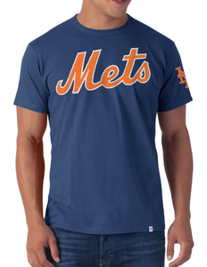 New York Mets Fieldhouse Tee (Blue)