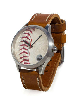 Game-Used MLB Baseball Watch
