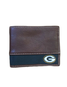 Green Bay Packers Slim Bifold Wallet