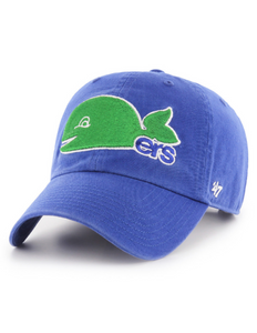 Hartford Whalers Clean Up Cap (Alt Logo)