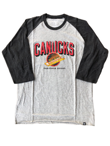 Vancouver Canucks Break Thru Raglan