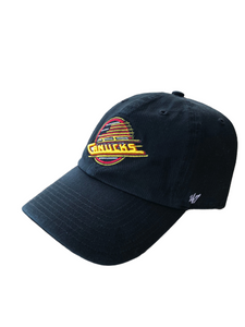 Vancouver Canucks Clean Up Hat (Flying Skate)