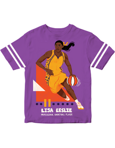 Lisa Leslie Kids/Youth Trailblazer Tee