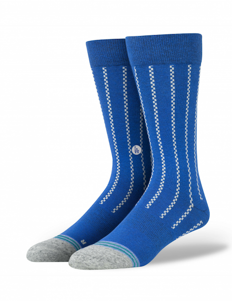 Los Angeles Dodgers Instance Premium Dress Socks