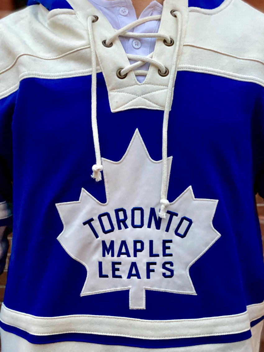 Toronto Maple Leafs 1967 Retro Lacer Hoody