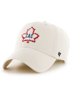 Montreal Canadiens Vintage (CAC Logo) Clean Up Cap