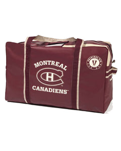 Montreal Canadiens Vintage Hockey Bag