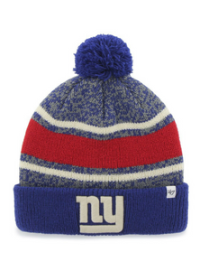 New York Giants Fairfax Cuff Knit Hat