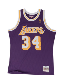 Los Angeles Lakers 1996-97 Shaquille O'Neal Swingman Jersey