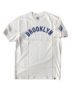 Brooklyn Dodgers Vintage Fieldhouse Tee