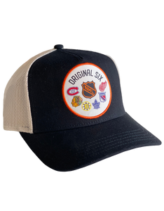Original Six Hockey Valin Cap