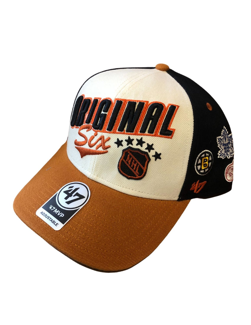 Original Six MVP Ballcap
