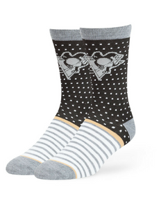 Pittsburgh Penguins Willard Flat Knit Socks