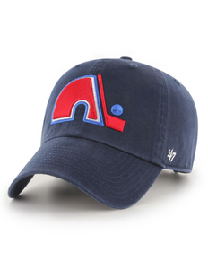 Quebec Nordiques Clean Up Cap (Alt Colour)
