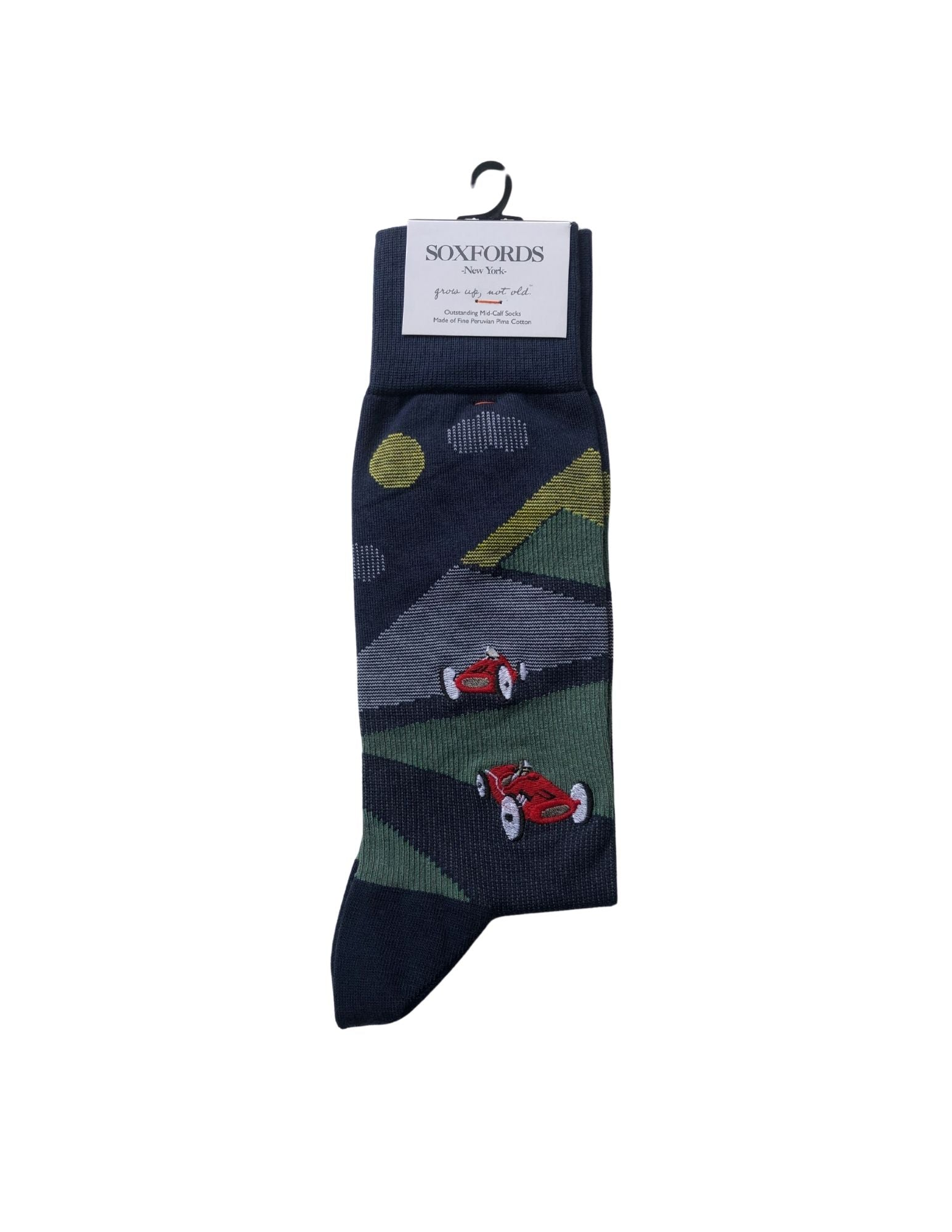 Auto Racing Socks