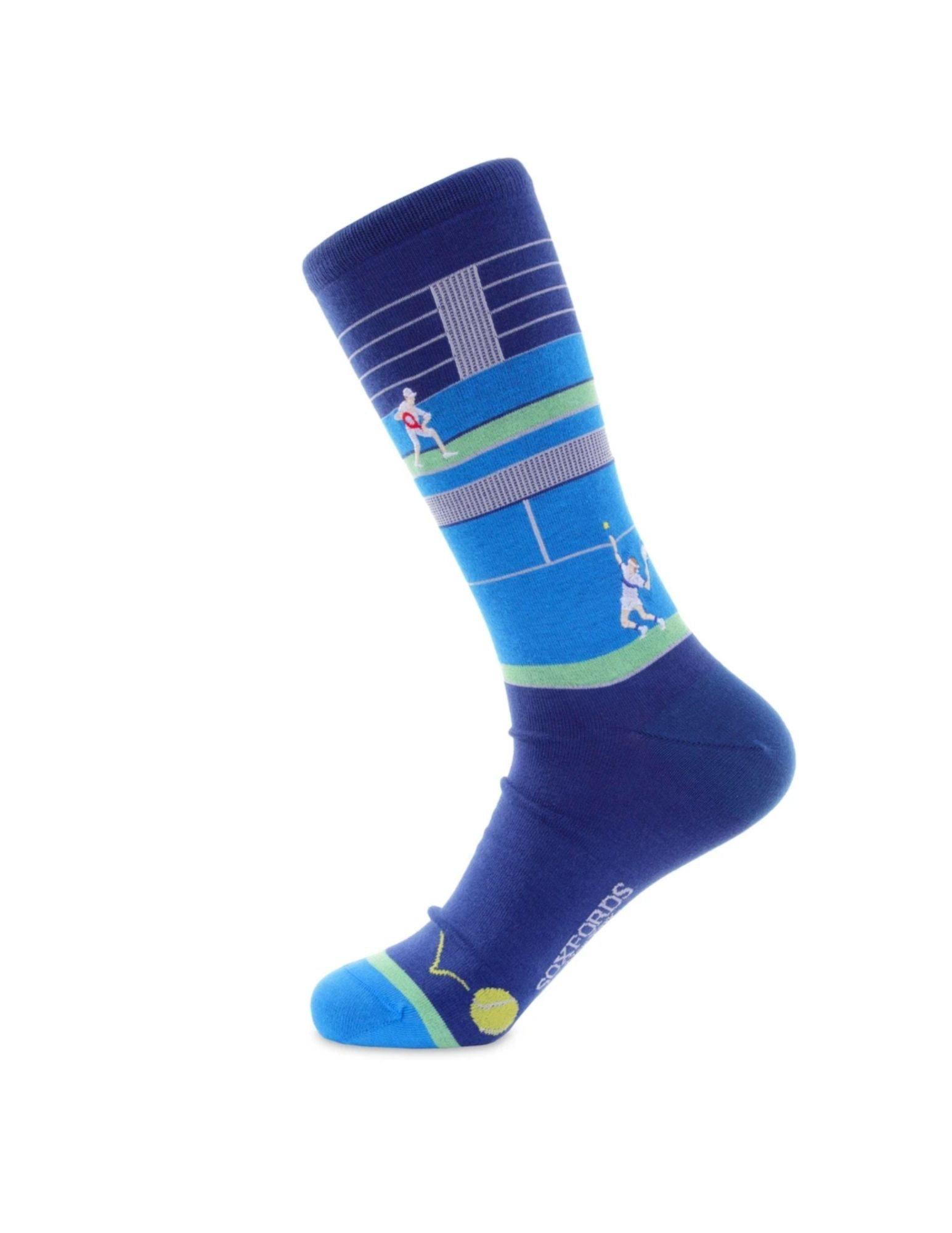 Tennis Break Point Socks