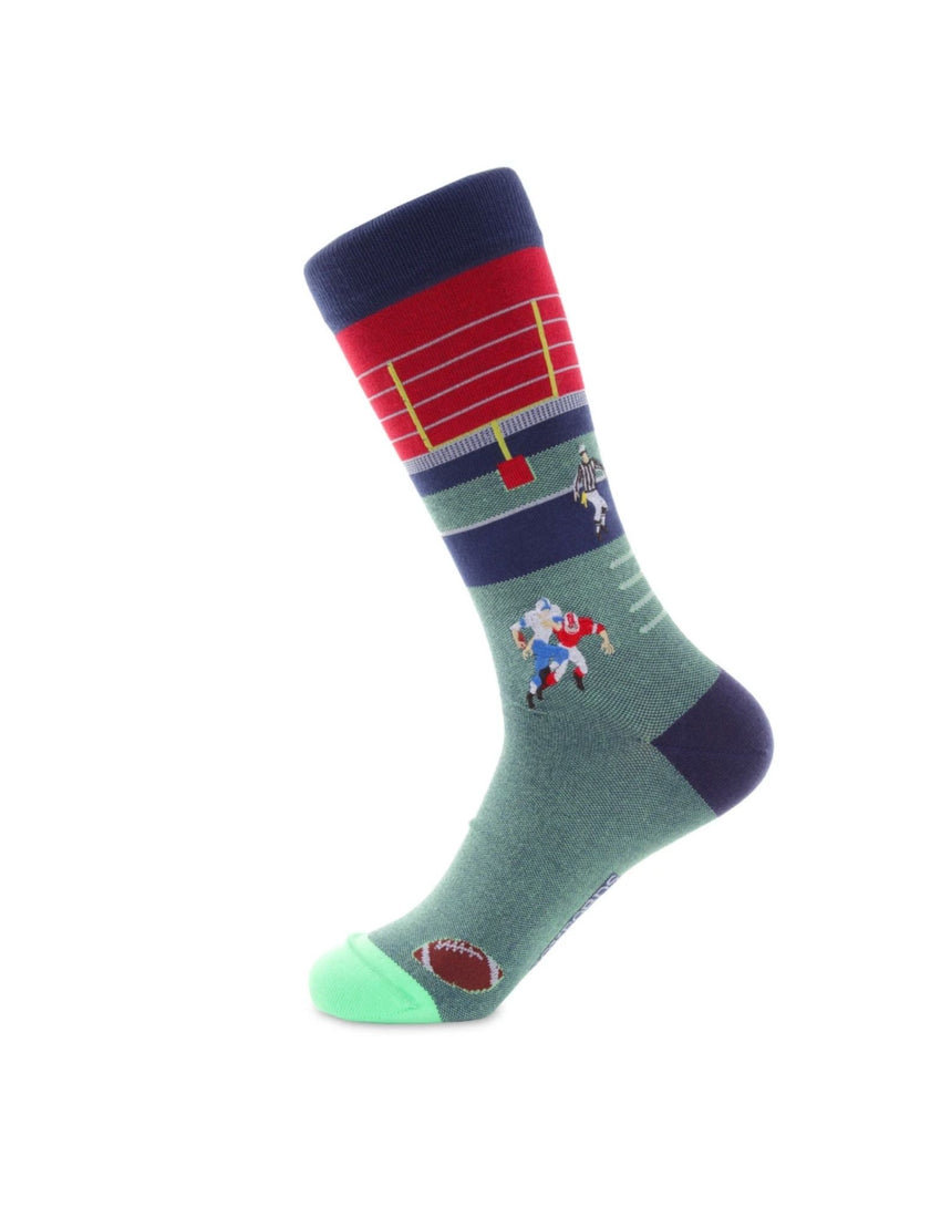 Gridiron Football Socks