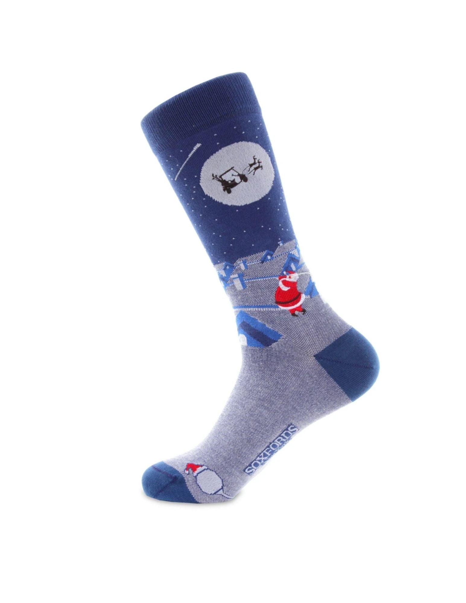 Santa's Secret Socks (Golfing)