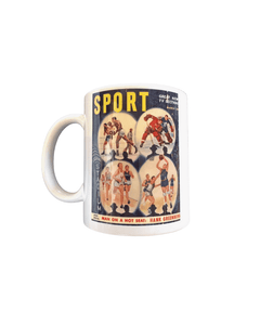 SPORT Magazine Coffee Mug
