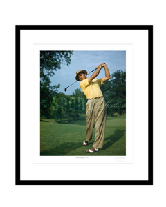 Sweet Swing, 1950 (Sam Snead)