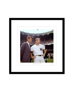 The Naturals, 1965 (Mickey Mantle & Robert Kennedy)