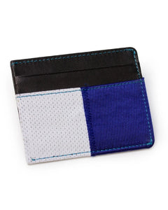 Toronto Maple Leafs NHL Game-Used Jersey Money Clip Wallet