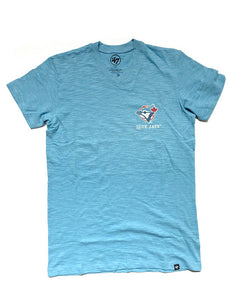 Toronto Blue Jays Rundown V-Neck Tee