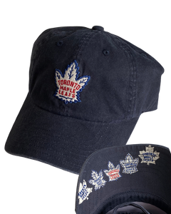 Toronto Maple Leafs Logo Evolution Ballcap