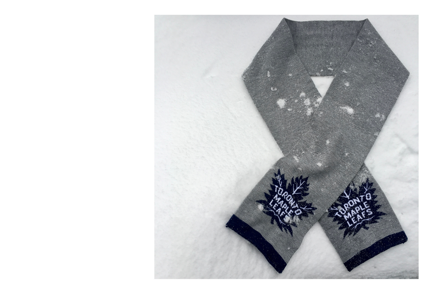 Toronto Maple Leafs Kennedy Scarf