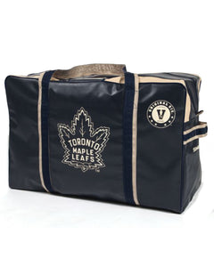 Toronto Maple Leafs Vintage Hockey Bag