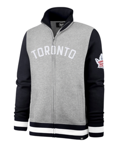 Toronto Maple Leafs Vintage Iconic Track Jacket