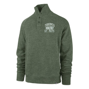 Toronto St Pats Capacity 1/4 Snap Sweater