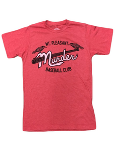 Mt. Pleasant Murder Tee