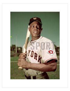 Willie Mays OEP #1