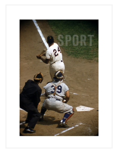 Willie Mays OEP #2