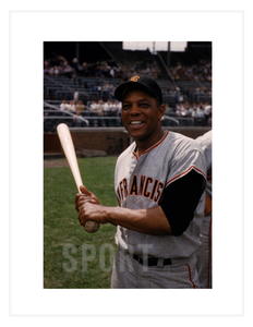 Willie Mays OEP #3