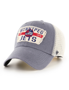 Winnipeg Jets Crawford Clean Up Cap