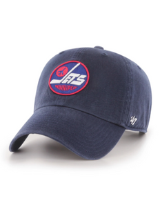Winnipeg Jets Heritage Clean Up Cap