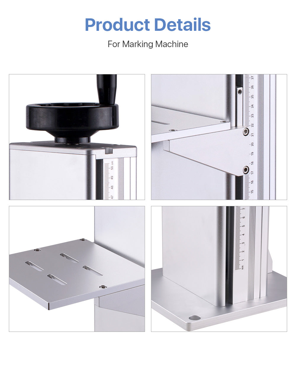 CO2 Laser Lift Table for Marking Machine