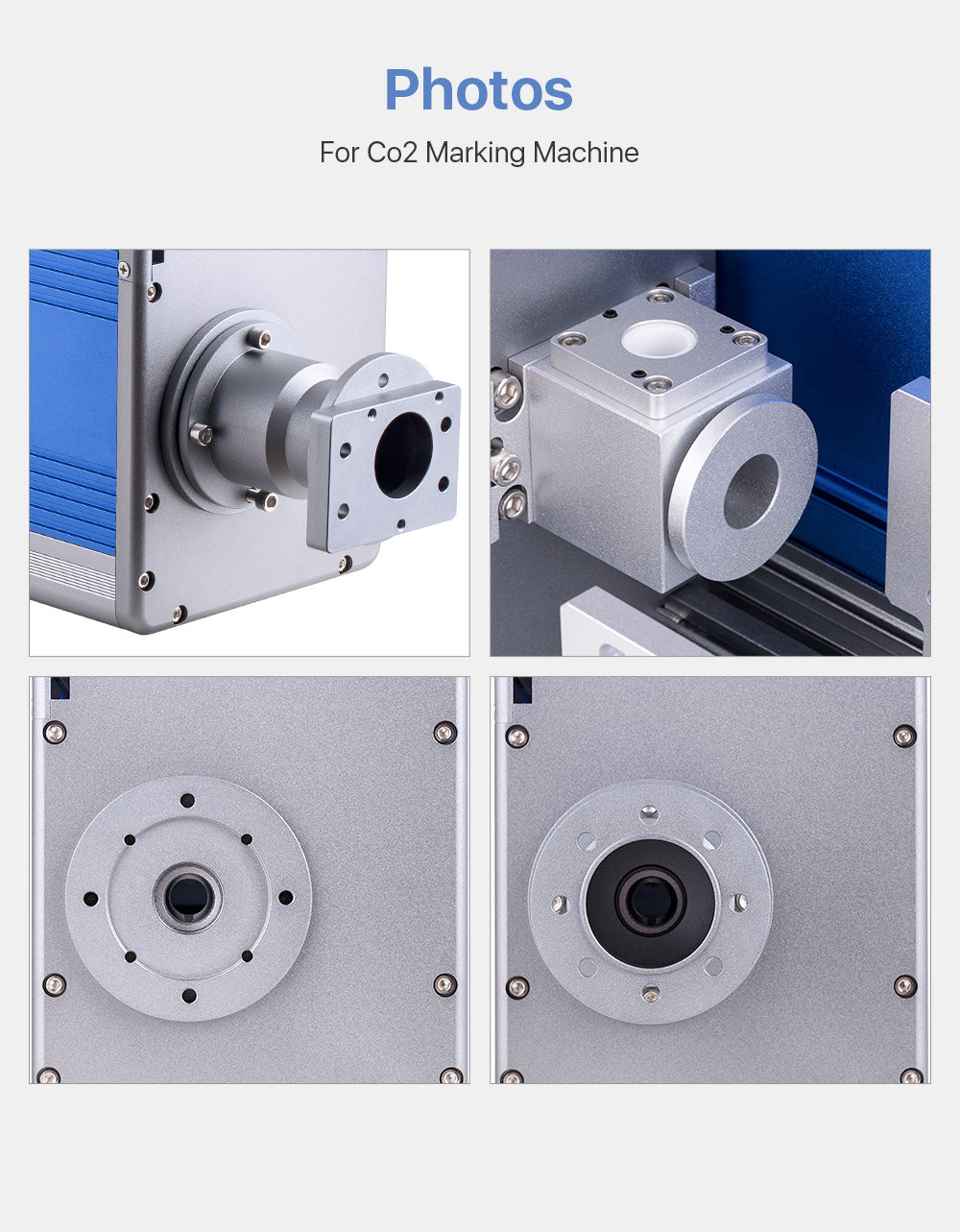Cloudray CO2 Laser Module Path for CO2 Marking Machine