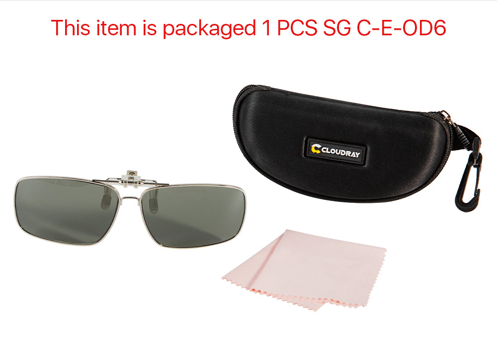 Laser Safety Goggles