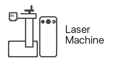 CO2 Laser Machine and Laser Marking Machine